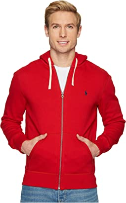 Polo Ralph Lauren Classic Fleece Full-Zip Hoodie