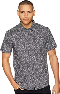 O'Neill Growler Short Sleeve Woven Top