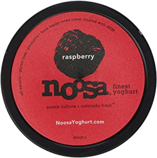 Noosa Yoghurt, Raspberry, 8 oz
