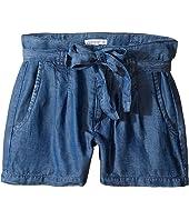 Ella Moss Girl - Sara Chambray Shorts (Big Kids)
