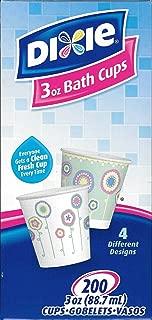 Best dixie everyday bath cups 3 oz 200 ct Reviews