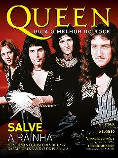 Guia o Melhor do Rock Ed.01 Queen (Portuguese Edition)