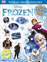 Ultimate Sticker Collection: Disney Frozen: With Disney Frozen Fever
