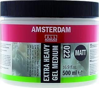 Amsterdam Gel Medium Extra Heavy - Matt - 500ml