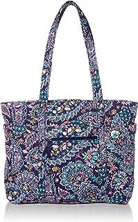 Vera Bradley Cotton Deluxe Vera Tote Bag