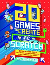 20 Games to Create with Scratch (How to Code)
