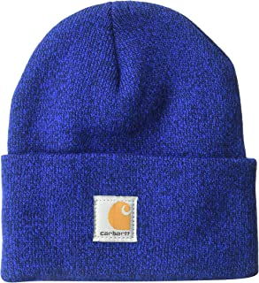 Kids' Acrylic Watch Hat, Royal (Youth), One Size