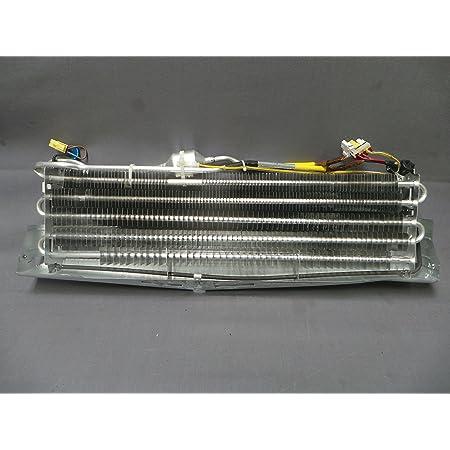 RF260BEAESR RF263TEAESG//AA RF263TEAESG//AA-00 RF263TEAESG//AA-01 OEM Samsung Refrigerator Section Evaporator Defrost Heater Metal Sheath Originally For Samsung RF263TEAESG