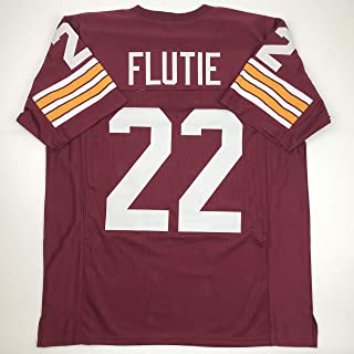 Unsigned Doug Flutie Boston College Maroon College Custom Stitched Football Jersey Size Men`s XL New No Brands/Logos