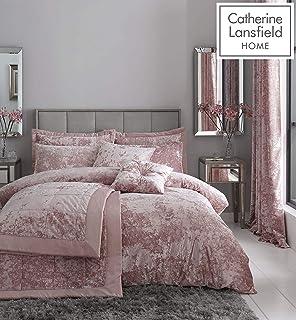 Catherine Lansfield Blush Beddengoedset voor superkingsize bedden, Blush