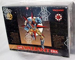 valiant trading cards
