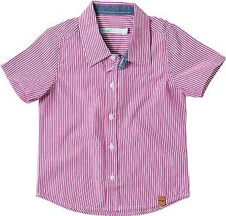Camisa Listrada, Malwee Kids, Meninos