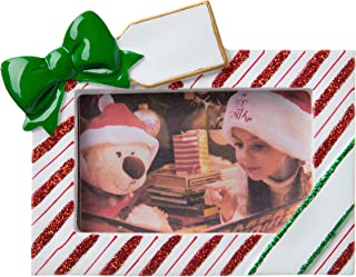 JGW Gifts Christmas Photo Frame Personalized Christmas Ornament