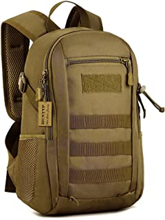 1c295d1c47afb Huntvp 10L Mini Daypack Military MOLLE Backpack Rucksack Gear Tactical  Assault Pack Bag for Hunting Camping