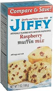 Jiffy Raspberry Muffin Mix 7 oz