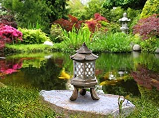 Amazon com: Pagodas - Outdoor Statues / Garden Sculptures