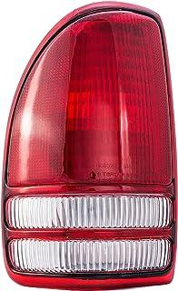 Dorman 1610464 Driver Side Tail Light Assembly for Select Dodge Models
