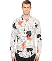 Vivienne Westwood - House of Cards Stretch Shirt
