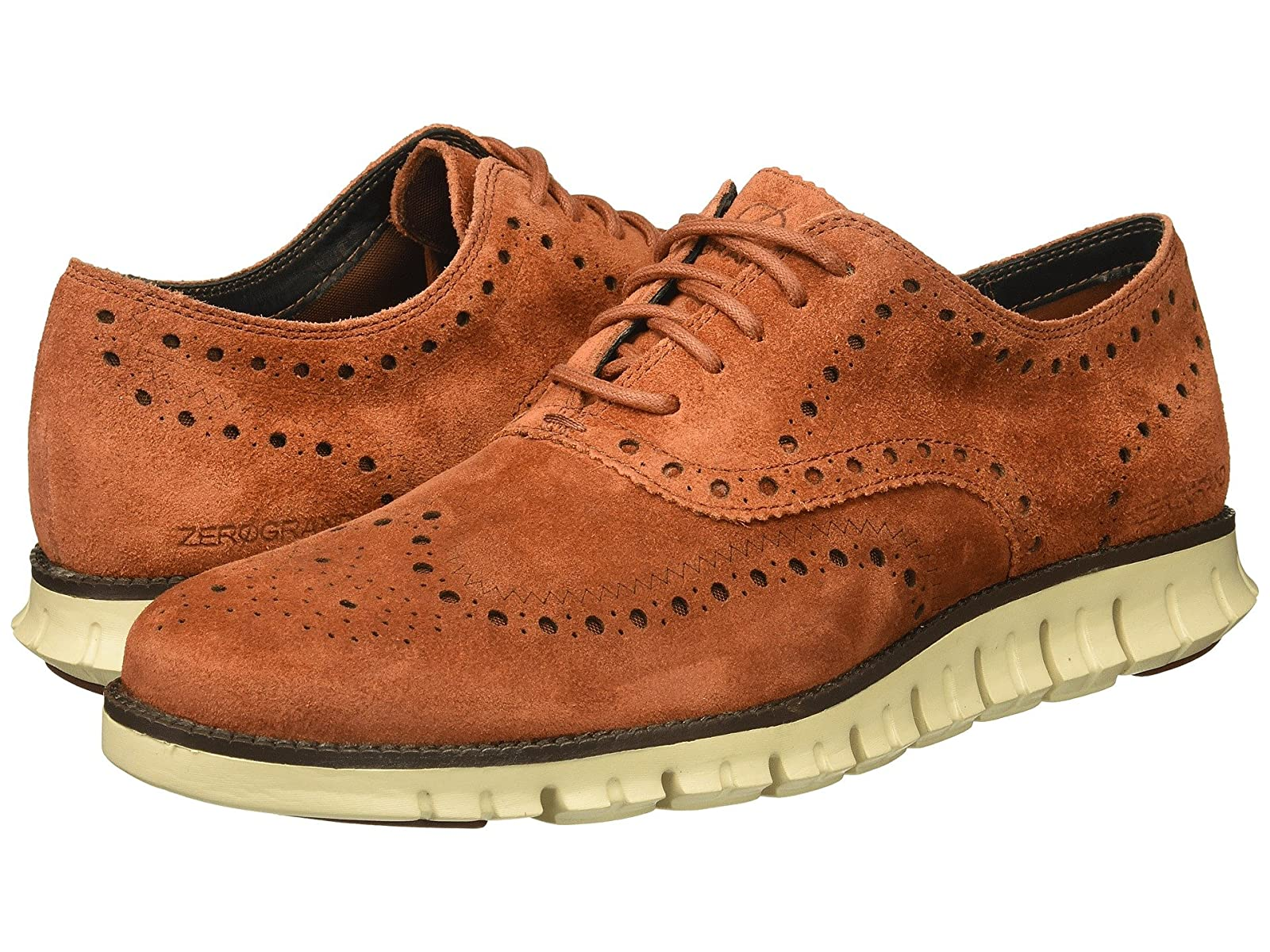 Cole Haan Zerogrand Wing Ox SuedeCheap and distinctive eye-catching shoes