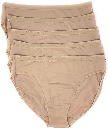 Victoria's Secret High-Leg Brief Panty Set of 5