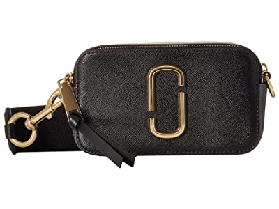 Marc Jacobs Snapshot (Black Multi) Handbags