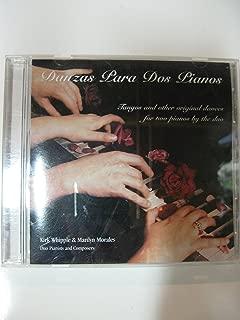 Danzas Para Dos Pianos