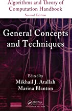 Algorithms and Theory of Computation Handbook, Volume 1: General Concepts and Techniques (Chapman & Hall/CRC Applied Algorithms and Data Structures series)