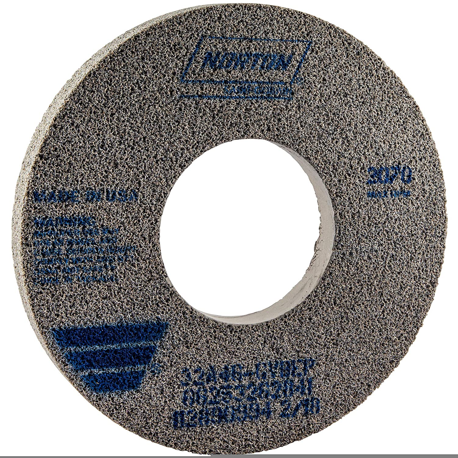 Norton 66253262841 Surface Max 45% OFF Grinding Max 72% OFF Wheels Size 12 5 x 1