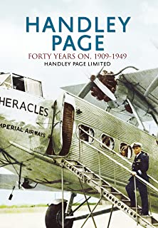 Handley Page - The First 40 Years