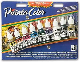 Jacquard Pinata Color Exciter Pack, Black, 9-Pack