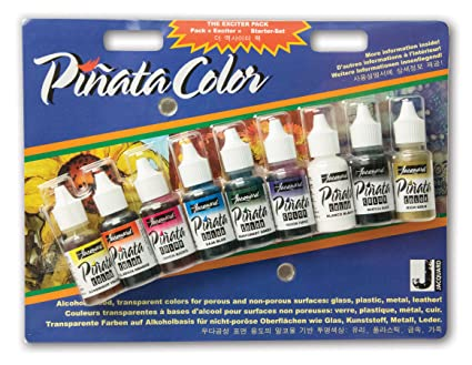 Pinata Alcohol Ink Exciter Pack 9Pc Set