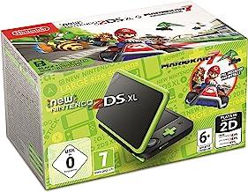 New Nintendo 2DS XL - Consola Verde Lima + Mario Kart 7 (