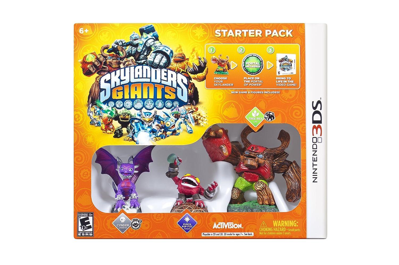 Skylanders Giants Gorgeous Starter Pack - Choice 3DS Nintendo