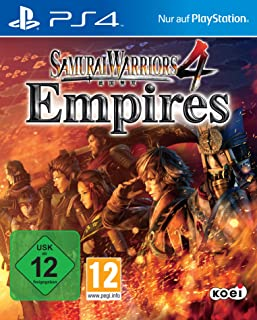Tecmo Koei Samurai Warriors 4: Empires vídeo - Juego (PlayStation 4, Acción, Modo multijugador)