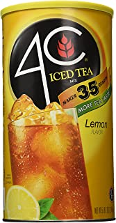 4c Lemon Iced Tea Mix, 5 lb 2.6 oz