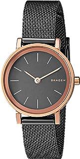 Skagen Women's SKW2492 Hald Light Brown Mesh Watch