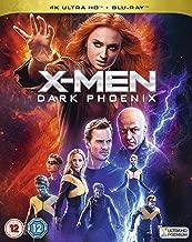 X-Men: Dark Phoenix 4K UHD [Blu-ray] [2019]