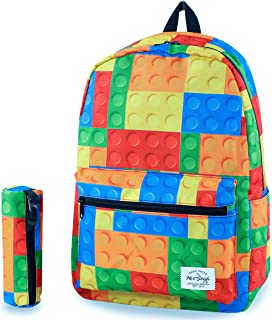 """hotstyle TRENDYMAX Galaxy Backpack Cute for School   16""""x12""""x6""""   Holds 15.4-inch Laptop"""