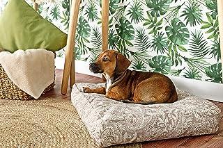 GOTS 100% cotone organico certificato, Letto eco-friendly per animali domestici. Letti ecologici per cani e gatti.