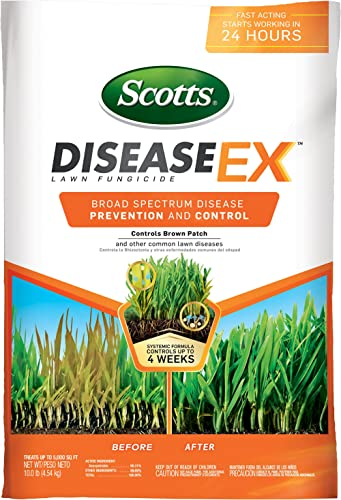 Scotts DiseaseEx Lawn Fungicide 5M, 10 Lb