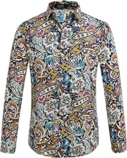flower shirt for guys