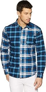 Colt by Unlimited Men's Plain Regular Fit Casual Shirt