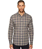 Todd Snyder - Spread Dress Collar Pocket Shirt