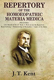 Repertory of the Homeopathic Materia Medica (Medium Reperetory Edn)