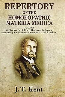 Repertory of the Homeopathic Materia Medica (Medium Reperetory Edn)