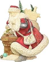 Heart of Christmas HRTCH Santa - Chimney Figurine