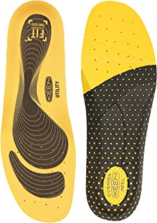 بديل نعل K-10 للرجال من KEEN Utility مع بطانة كعب لدعم القوس المحايد في أحذية العمل