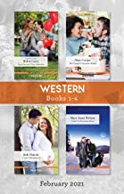 Western Box Set Feb 2021/Their Second-Time Valentine/The Cowgirl's Surprise Match/A Secret Between Us/Under a Christmas Mo...