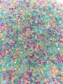 Whimsical Practicality Under the Sea Fancy Glitter Sugar Sprinkles (6 Ounce)