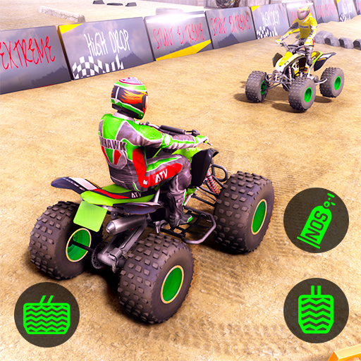 Atv Quad Bike Racing Game 3D